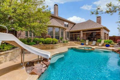 Prosper Single Family Home For Sale: 760 Hunters Place