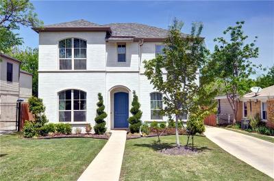 Monticello Add Single Family Home For Sale: 3758 W 4th Street