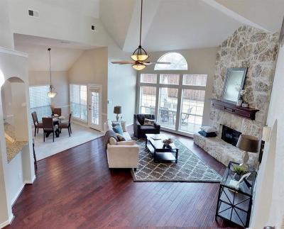 Frisco Single Family Home For Sale: 15290 Bull Run Drive