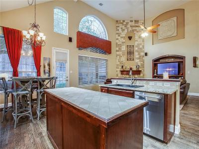 McKinney Single Family Home For Sale: 4802 Virginia Woods Drive