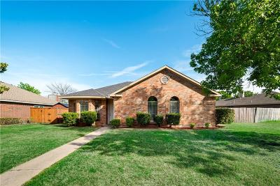 Mesquite Single Family Home For Sale: 2708 Austin Drive