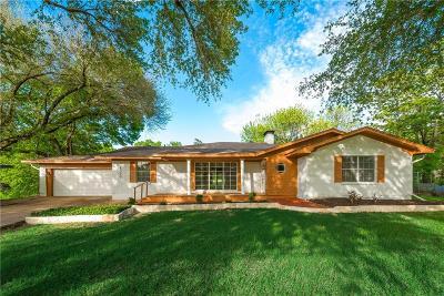 Ennis Single Family Home For Sale: 1700 N Preston Street