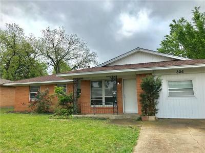 Garland Residential Lease For Lease: 826 E Celeste Drive