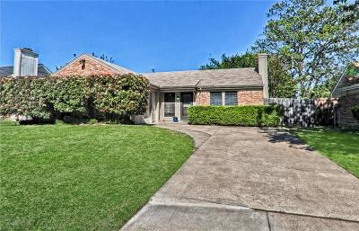 Single Family Home For Sale: 7108 Strawberry Way