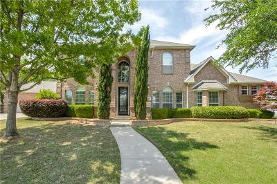 Flower Mound Single Family Home For Sale: 5313 Singing Brook Road