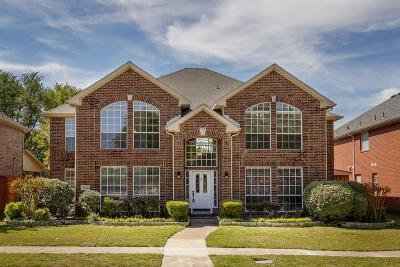 Dallas Single Family Home For Sale: 5808 Willow Wood Lane