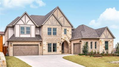 Aledo Single Family Home For Sale: 1736 Crested Ridge Road