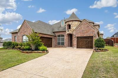 Prosper Single Family Home For Sale: 1250 Saddle Creek Drive