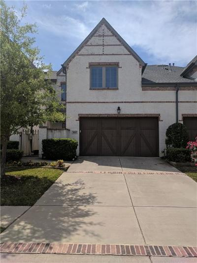 Coppell Residential Lease For Lease: 825 Snowshill Trail