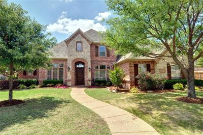 Keller Single Family Home For Sale: 224 Harper Court