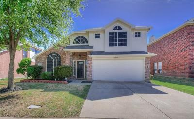 Mckinney Single Family Home Active Option Contract: 1117 Firewheel Place