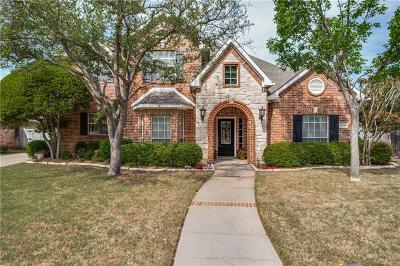 Carrollton Single Family Home For Sale: 3709 Canon Gate Circle