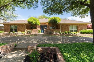 Dallas Single Family Home For Sale: 15806 Ranchita Drive