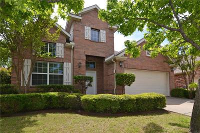 Frisco Single Family Home For Sale: 2843 Spanish Moss Trail
