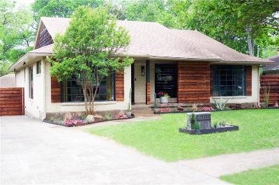 Dallas Single Family Home For Sale: 11345 Gatewood Place