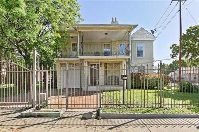 Dallas Multi Family Home For Sale: 2100 Caddo Street #A