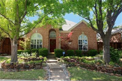 Plano Single Family Home For Sale: 8113 Springmoss Drive