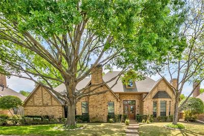 Dallas Single Family Home For Sale: 5606 Twin Brooks Drive