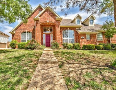Flower Mound Single Family Home For Sale: 5800 Ridgemont Drive