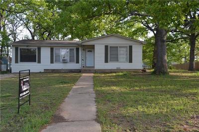 Denison Single Family Home For Sale: 933 Amsden Street