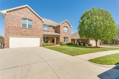 Burleson Single Family Home For Sale: 2715 Pinnacle Drive