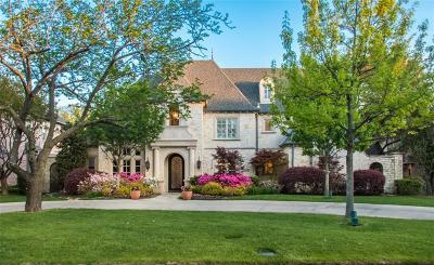 Dallas Single Family Home For Sale: 6316 Tulip Lane