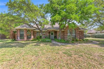 Aledo Single Family Home Active Option Contract: 102 Wild Briar Court