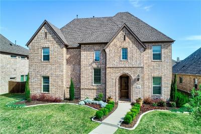 Allen Single Family Home For Sale: 904 Starcreek Parkway