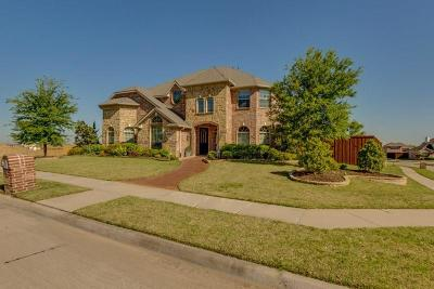 Frisco Single Family Home For Sale: 996 Sahallee Drive