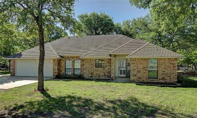 Weatherford Single Family Home For Sale: 1107 Fm 1708 Road