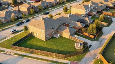 Rockwall Single Family Home Active Option Contract: 1185 Highbluff Lane