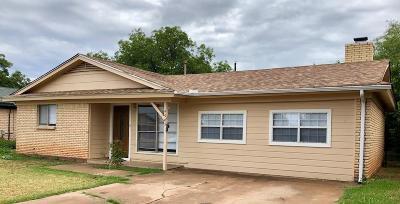 Abilene Single Family Home For Sale: 4901 Don Juan Street