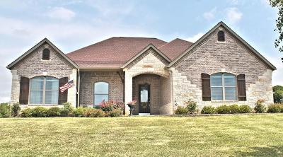Somervell County Single Family Home Active Option Contract: 1826 County Road 2026