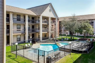 Denton Condo Active Option Contract: 218 N Texas #202