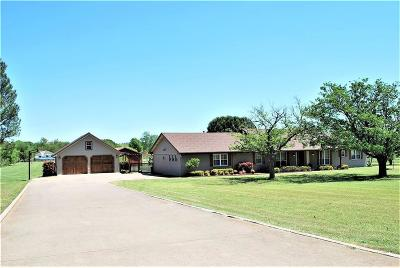 Denton Single Family Home For Sale: 1912 N Lariat Road
