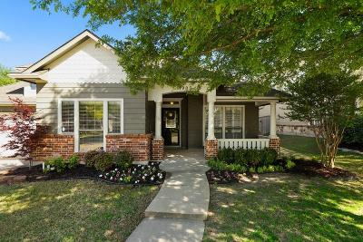McKinney Single Family Home For Sale: 1905 Victoria Circle