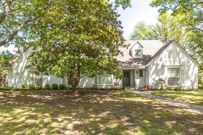 Richardson Single Family Home For Sale: 1214 Chippewa Drive