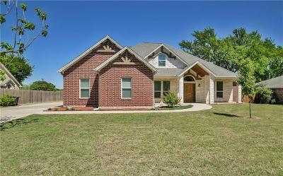 Granbury Single Family Home Active Option Contract: 103 Bonita Drive