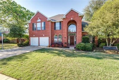 Flower Mound Single Family Home For Sale: 713 Tealwood Lane