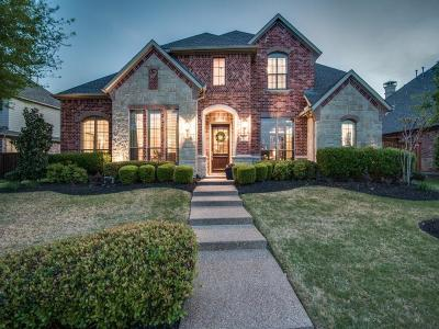 Allen Single Family Home For Sale: 1419 Rio Grande Drive