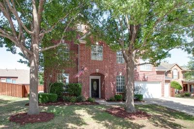 Flower Mound Single Family Home For Sale: 2705 Fordham Court