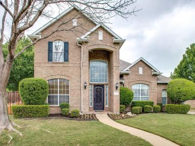 Plano Single Family Home For Sale: 4445 Burnhill Drive