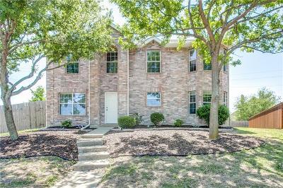 Wylie Single Family Home For Sale: 1407 Rain Tree Drive