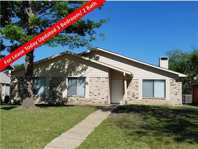 Garland Residential Lease For Lease: 1213 Blanco Lane