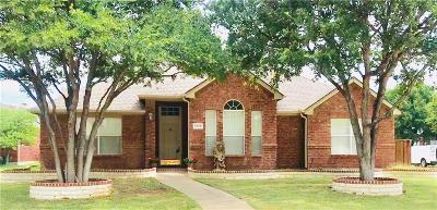 Frisco Single Family Home For Sale: 1918 Granite Rapids Drive