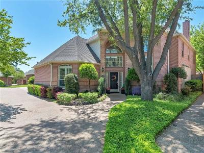 Fort Worth Single Family Home Active Option Contract: 2632 Torrey Pines Drive