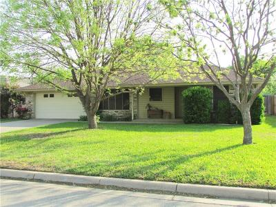 Stephenville Single Family Home Active Contingent: 207 Maple Lane