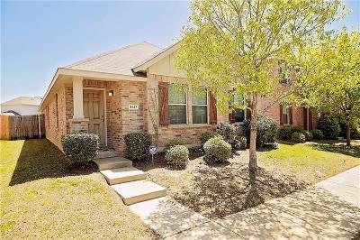 Denton Single Family Home Active Option Contract: 3517 San Lucas Lane
