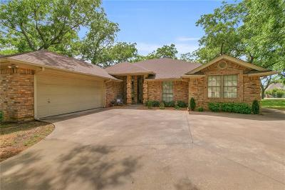 Granbury Single Family Home For Sale: 9418 S Longwood Drive