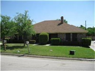 Arlington Residential Lease For Lease: 5221 Wild Horse Court